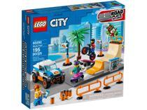 LEGO City Parque de Skate 195 Peças 60290 -