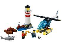 LEGO City Polícia de Elite Captura no Farol - 189 Peças 60274