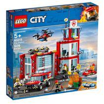 LEGO City - Quartel General dos Bombeiros - 60215 -