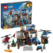 Lego City Quartel -