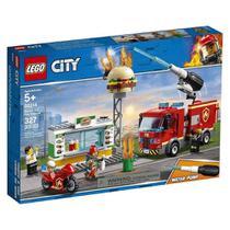 LEGO City - Resgate na Hamburgueria - 60214 -
