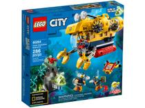 LEGO City Submarino de Exploração do Oceano - 286 Peças 60264