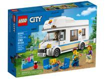 LEGO City Trailer de Férias 190 Peças 60283 -
