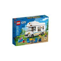 Lego City - Trailer Van Acampamento de Férias - 60283 - LEGO -