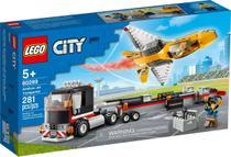 LEGO City - Transportador de Avião de Acrobacias Aéreas - 60289 -