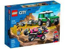 LEGO City Transportador de Buggy de Corrida - 210 Peças 60288