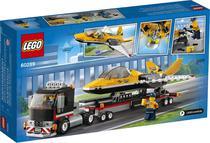 Lego City Transportadora de Aviao 60289 -