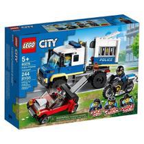 LEGO City - Transporte de Prisioneiros da Polícia - 60276 -