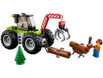 LEGO City Trator Florestal 174 Peças - 60181