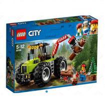 Lego CITY Trator Florestal 60181 -