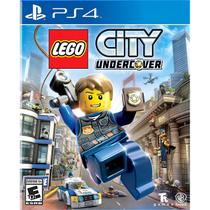Lego City Undercover - Ps4 - Sony