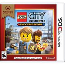 Lego City Undercover: The Chase Begins - 3Ds - Nintendo