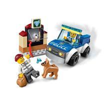 Lego - City - Unidade de Cães Policiais - 60241 -