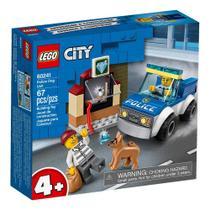 LEGO City - Unidade de Cães Policiais - 60241 -