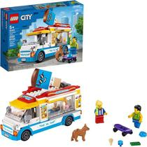 Lego City - Van de Sorvetes - 60253 -