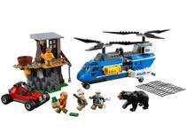 LEGO City vDetenção na Montanha 303 Peças - 60173 -