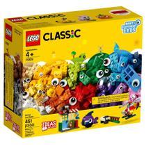 LEGO Classic - 451 Peças e Olhos - 11003 -