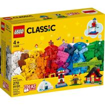 Lego Classic Blocos de Montar e Casas com 270 Peças 11008 -