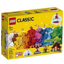 Lego Classic Blocos e Casas 11008  270 Peças -