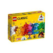 LEGO Classic - Blocos e Casas 270 Peças - Ref.11008 -