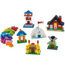 Lego Classic Blocos e Casas com 270 Peças - 11008 -