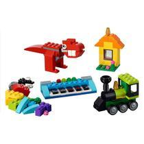 LEGO Classic - Conjunto Básico - 123 Peças - 11001 -