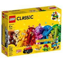 LEGO Classic - Conjunto Básico - 300 Peças - 11002 -