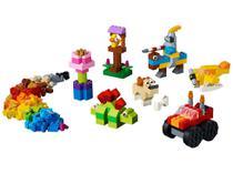 LEGO Classic Conjunto de Peças Básico 300 Peças - 11002