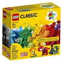 Lego Classic Peças e Ideias 11001  123 Peças -
