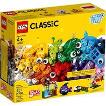 Lego Classic - Peças e Olhos - 11003 -