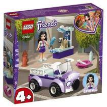 Lego Clínica Veterinária Móvel da Emma 50pçs -