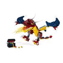 Lego Creator 3 em 1 31100 Dragão de Fogo - Lego -