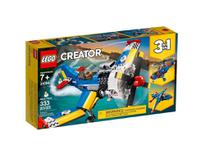 LEGO Creator 3 em 1 - Aviões de Corrida - Lego -