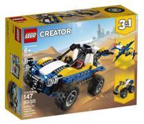 Lego Creator - 3 em 1 - Buggy das Dunas - 31087 -