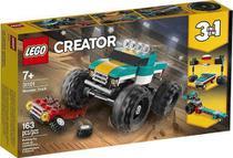 Lego creator 3 em 1 caminhao gigante 31101 -