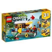 LEGO Creator - 3 em 1 - Casa Flutuante Riverside - 31093 -