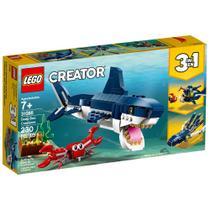LEGO Creator - 3 em 1 - Criaturas Aquáticas - 31088 -