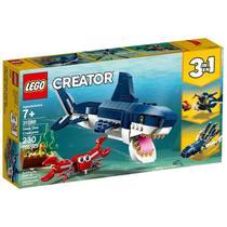 LEGO Creator 3 em 1 - Criaturas do Fundo do Mar -