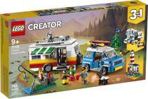 LEGO Creator 3 em 1- Férias de família numa Caravana 31108 -