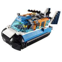 Lego Creator - 3 em 1- Helicoptero com 2 Helices M. BRINQ -