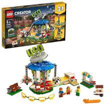 Lego Creator 3 Em 1 Parque De Diversões 31095 -