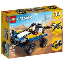 LEGO Creator - 3 em 1 - Veículos do Deserto - 31087 -