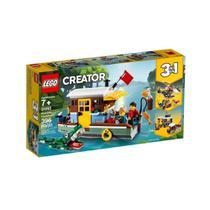 Lego Creator 31093 - Barco-Casa à Beira do Rio -