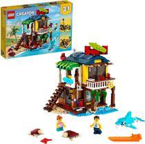 LEGO Creator 3em1 Casa da Praia de Surfista 31118 -