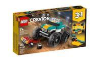 Lego Creator Caminhão Gigante 3 em 1 31101 -
