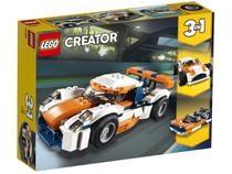 LEGO Creator Carro de Corrida Sunset 221 Peças - 31089