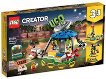 LEGO Creator Carrossel Feira de Diversões - 595 Peças 31095