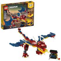 Lego Creator - Dragão do Fogo - 31102 -