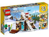 LEGO Creator Férias de Inverno 374 Peças - 31080