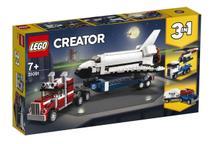 LEGO Creator - Modelo 3 Em 1: Veículo Transportador 31091 -